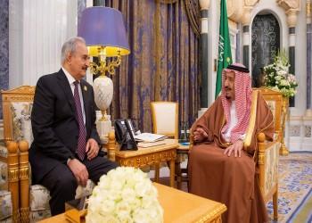 لماذا تصاعد التدخل السعودي في ليبيا؟