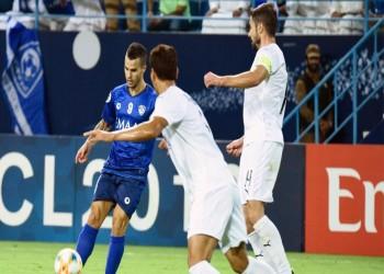 عقوبات على الهلال السعودي بسبب مباراة السد القطري