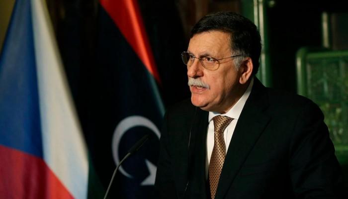 السراج يدعو الاتحاد الأفريقي للعب دور مركزي لحل الأزمة الليبية