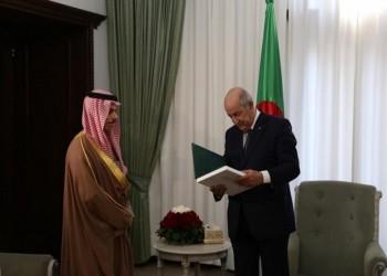 الرئيس الجزائري يزور السعودية الأربعاء