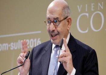 عزاء البرادعي بين مبارك ومرسي يثير جدلا