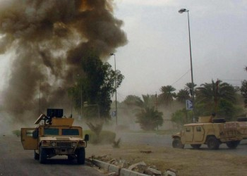 وصول جثامين 5 جنود مصريين للمستشفى العسكري بسيناء