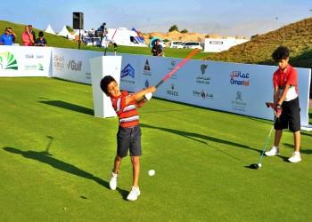بطولة عمان المفتوحة للجولف تنطلق بمشاركة عالمية واسعة