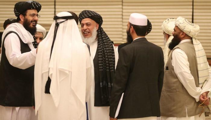 قطر تنتظر انتصارا دبلوماسيا ضخما في الدوحة بين طالبان وواشنطن