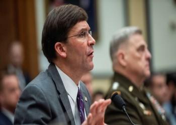 وزير الدفاع الأمريكي: قواتنا لن تعود للحدود السورية التركية
