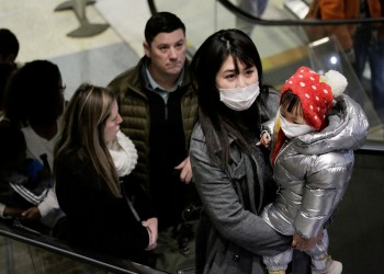 ارتفاع عدد إصابات كورونا في الولايات المتحدة إلى 60