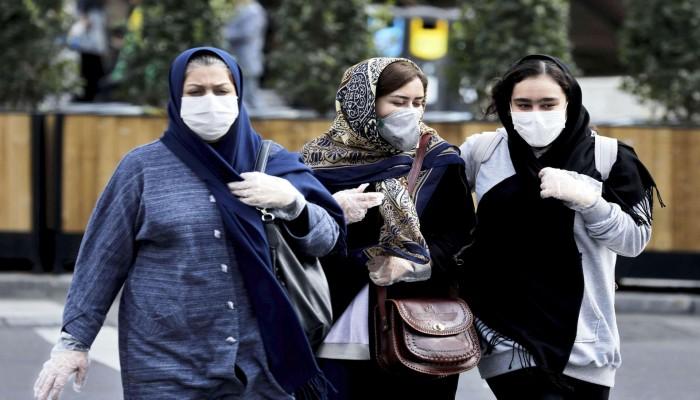 ارتفاع ضحايا كورونا في إيران إلى 22 وفاة و141 إصابة