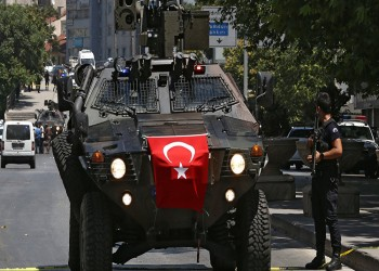 تركيا ترحل قرابة 8 آلاف مسلح أجنبي منذ 2001
