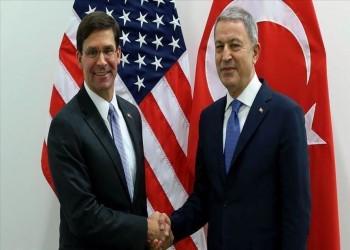 وزيرا دفاع تركيا وأمريكا يبحثان تطورات إدلب باتصال هاتفي