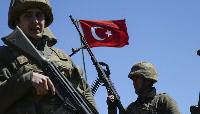 تركيا: سنرد بالمثل على النظام السوري غير الشرعي