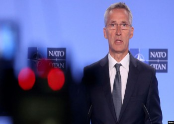 الناتو يدين هجمات النظام السوري المدعومة روسيا في إدلب