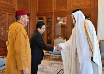رسائل ملكية يحملها وفد مغربي إلى قادة الخليج