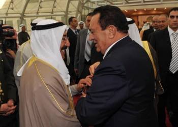 ممثل أمير الكويت يتوجه إلى مصر للعزاء في مبارك