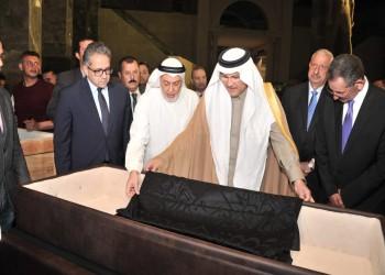 السعودية تهدي مصر جزءا من كسوة الكعبة.. لماذا؟