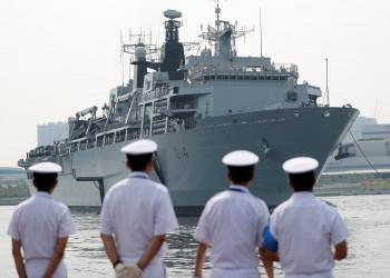 البحرية المغربية تدرس إنشاء قاعدة عسكرية بدعم فرنسي