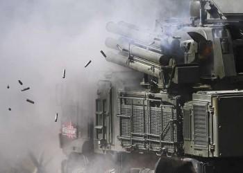 تركيا تدمر منظومة دفاع سورية بإدلب (فيديو)