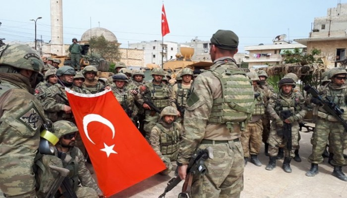 مقتل جندي تركي وإصابة 2 بقصف سوري جديد لإدلب