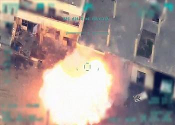 مقتل عشرات من ضباط الأسد وقيادات بحزب الله بقصف تركي في إدلب (فيديو)