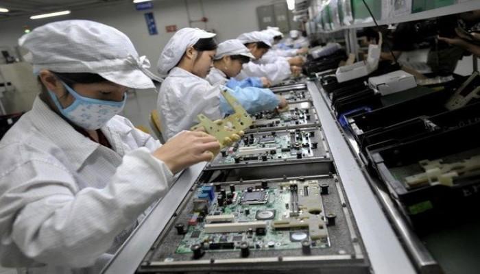 تراجع تاريخي للنشاط الصناعي في الصين بسبب كورونا
