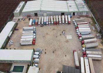 """""""قطر الخيرية"""" ترسل 50 شاحنة مساعدات إلى نازحي سوريا"""