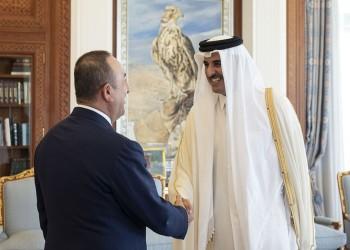 جاويش أوغلو يلتقي أمير قطر ووزير خارجية باكستان بالدوحة