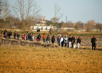 ارتفاع عدد المهاجرين من الحدود التركية لأوروبا إلى 76 ألفا