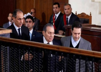 قرار التحفظ على أموال مبارك لا يزال ساريا