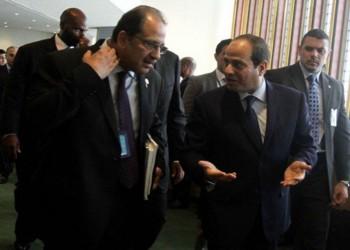 مصر تتخذ خطوات لتأسيس جبهة أمنية عربية ضد تركيا