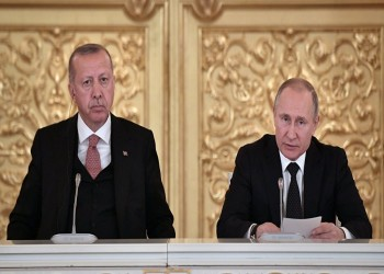المونيتور: روسيا درست خيارات شبه عسكرية ضد تركيا