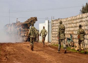 الجيش التركي يقصف مطار النيرب العسكري بإدلب ويخرجه من الخدمة