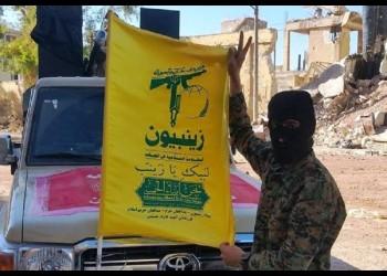 اعتراف إيراني بمقتل 21 من لواءي زينبيون وفاطميون بإدلب