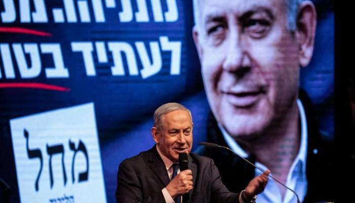 نتنياهو يعد بضم أراضي الضفة سريعا حال انتخابه