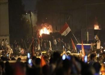 مقتل متظاهر ثان في تجدد الاحتجاجات ببغداد