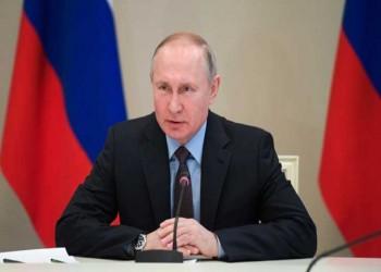 بوتين: روسيا لا تخطط للدخول في حرب مع أحد