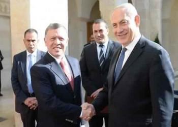 عن تعهد نتنياهو للملك عبد الله بعدم ضم الغور