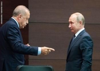 أردوغان يزور روسيا الخميس وسط التوتر بشأن سوريا