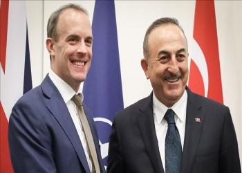 وزير خارجية بريطانيا يزور تركيا لبحث أوضاع سوريا