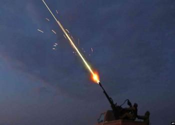 القوات التركية تسقط طائرة عسكرية تابعة للنظام السوري في إدلب