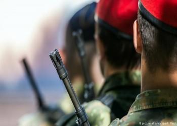 تقرير استخباراتي ألماني يصنف 14 جنديا كمتطرفين