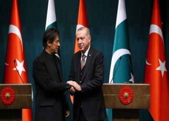 في اتصال مع أردوغان.. خان يؤكد دعم خطوات تركيا في إدلب