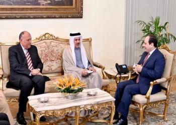 عاهل البحرين للسيسي: نقدر دور مصر في حماية الأمن العربي