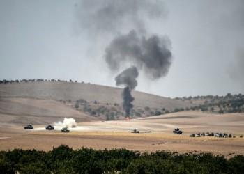 تركيا تدمر منظومة دفاع سورية في سراقب (فيديو)
