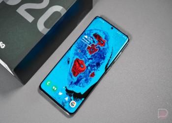 سامسونج تلوم كورونا على المبيعات المتدنية لهواتف جالاكسي S20