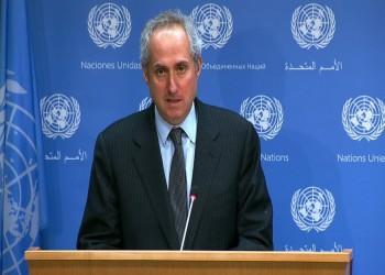 الأمم المتحدة: نتحرك بسرعة لاختيار خليفة غسان سلامة إلى ليبيا
