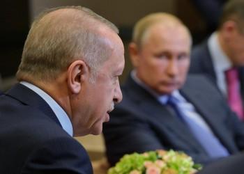 صراع أردوغان وبوتين يرسم ملامح نظام عالمي جديد