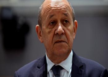 وزير الخارجية الفرنسي يهاجم تركيا بسبب أزمة اللاجئين
