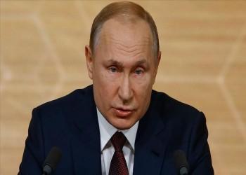 بوتين: الجيش السوري تعرض لخسائر فادحة بإدلب