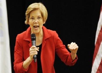 إليزابيث وورن تنسحب من انتخابات الحزب الديمقراطي الأمريكي
