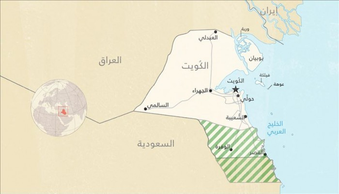 بعد خلافات لسنوات مع السعودية.. الكويت تبدأ تصدير نفط المنطقة المقسومة