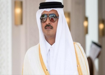 أمير قطر يبحث مع رئيس وزراء إيطاليا ملفات دولية